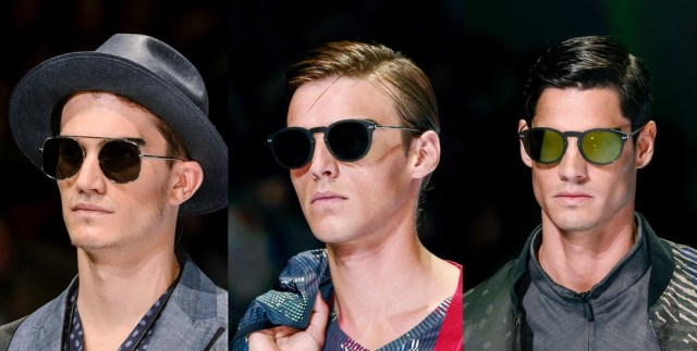 SUNGLASSES, MEN'S ACCESSORIES