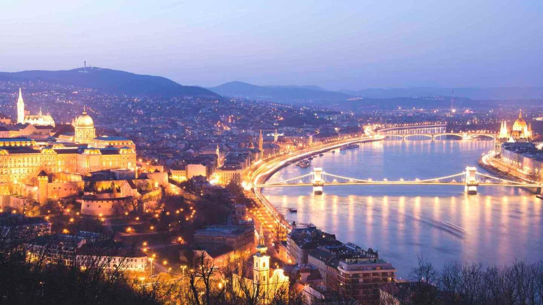 budapest, città del divertimento