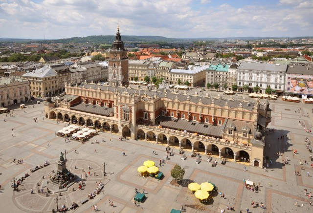Krakow, Poland, fun cities
