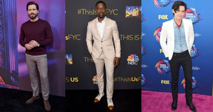 The Best Dressed Men Of The Week