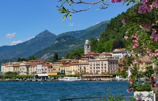 Where Bellagio and Lake Como meet