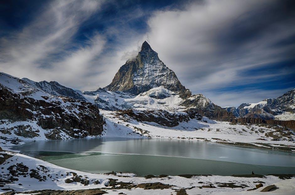 The magnificent Matterhorn