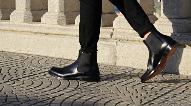 corrado firera, cf magazine, firera, leather boots for men