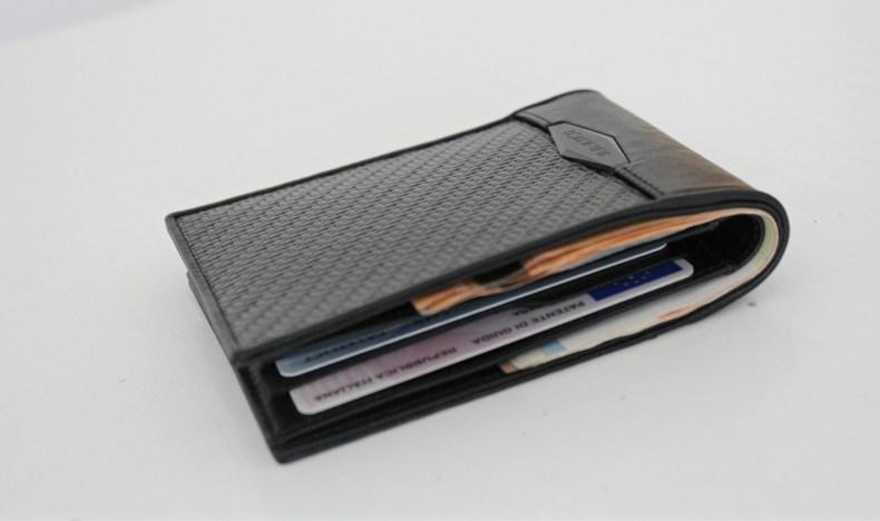 mens wallet, coldfire, cfsmagazine