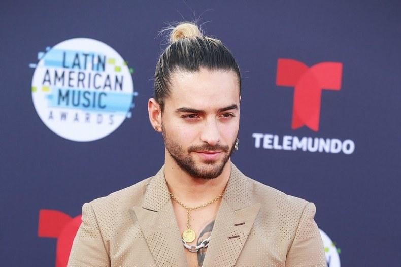 Maluma, mens haircut 2019