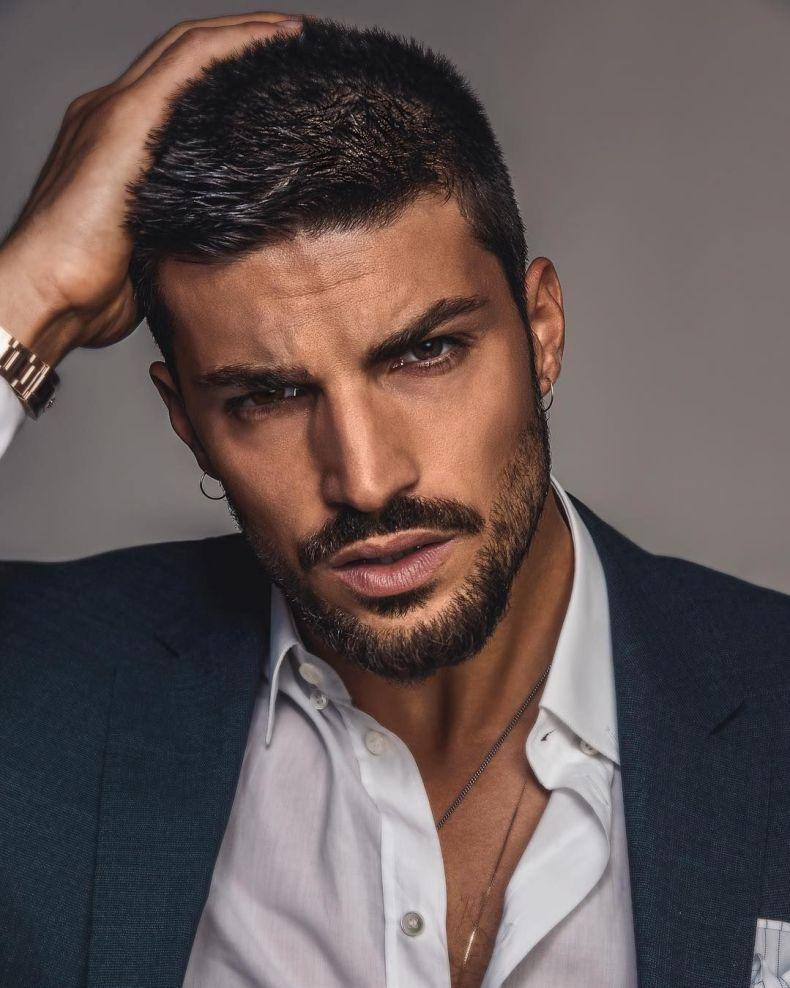 New hairstyle by Mariano Di Vaio, cf magazine, cfs magazine