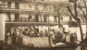 Corral del Conde, 1924