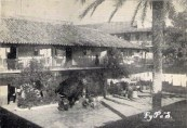 Patio del Corral del Conde, 1900