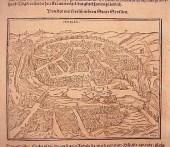 Sevilla, Cosmographia, 1544, Sebastian Muenster