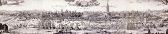 Sevilla desde Triana, 1617, British Museum