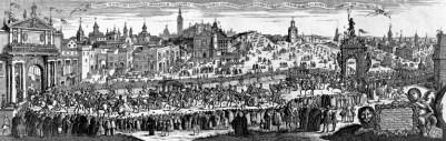 Sevilla, Pedro Tortolero, 1700