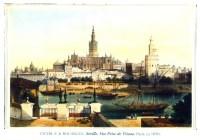 Sevilla, Ciceri, E. & Rouargue, 1850
