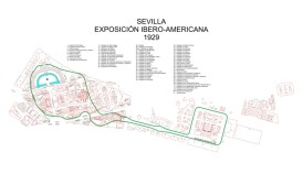 Sevilla, Exposicion Iberoamericana de 1929, 2010