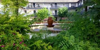 Fuente lavadero del Corral del Conde