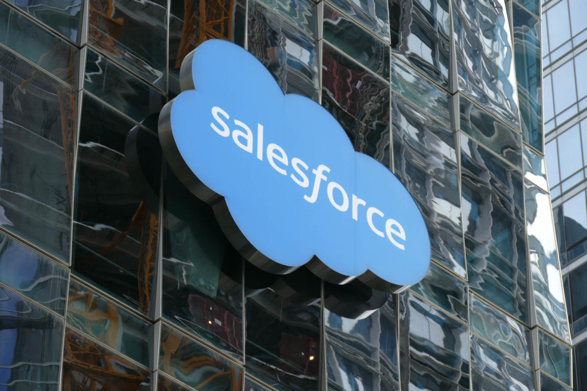 Salesforce Releases Manufacturing Cloud