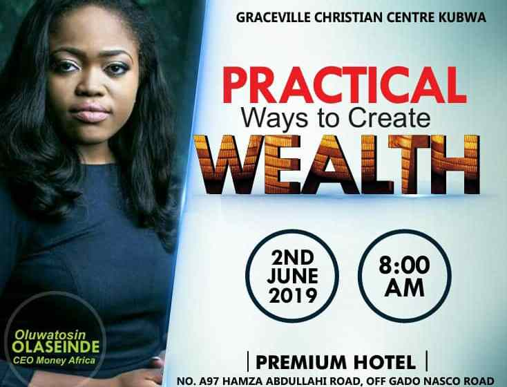 Oluwatosin Olaseinde – Practical Ways to Create Wealth |Mp3 Download|