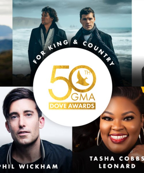 Nominations For 50th Annual GMA Dove Awards Unveiled