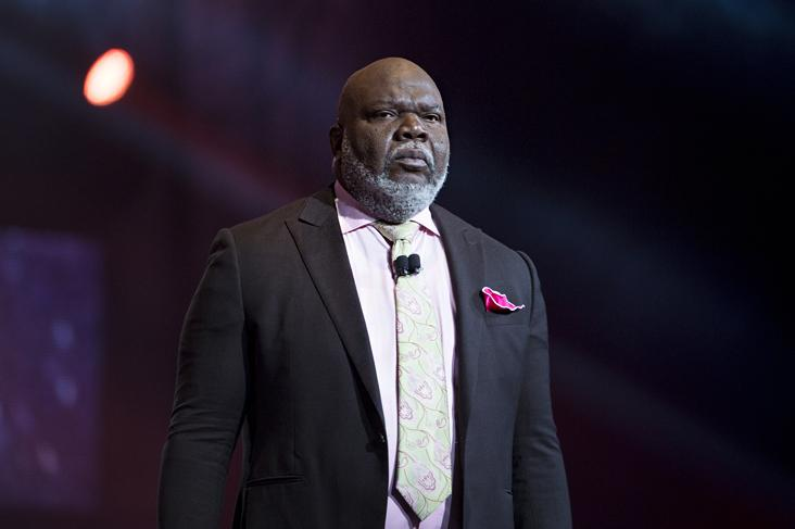 Bishop TD Jakes – Your Breaking Point is Your Breakthrough Point |Mp3 Download|