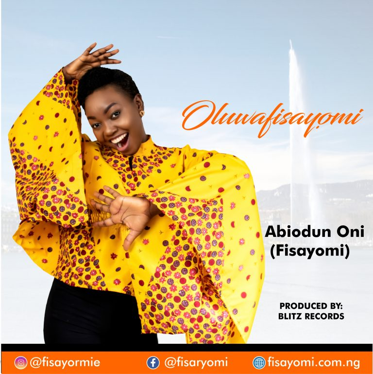 Fisayomi – Oluwafisayomi |Mp3 Download|