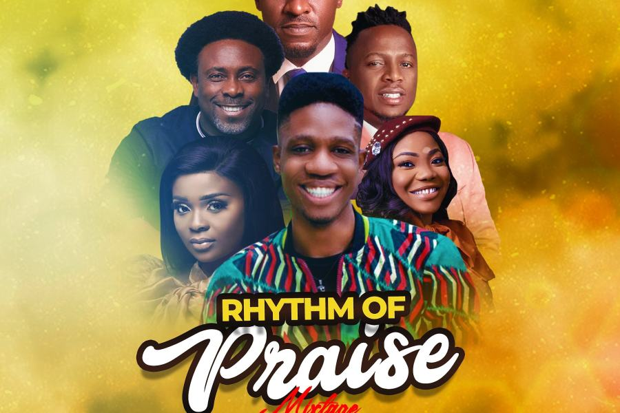 Dj Temyl – Rhythm Of Praise Mixtape
