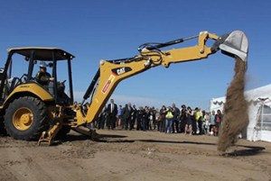 Construction officially broke ground on Oct. 11 on the much-anticipated Santa Barbara County Northern Branch Jail in Santa Maria.