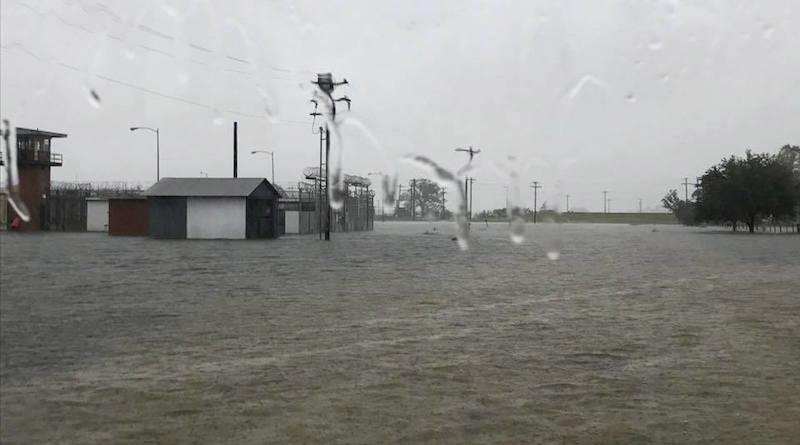 Texas Prisons Evacuate Inmates in Wake of Hurricane Harvey