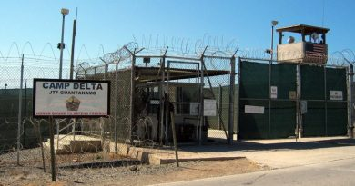 DOD Requests $69 Million to Replace Crumbling Camp 7 at Guantanamo