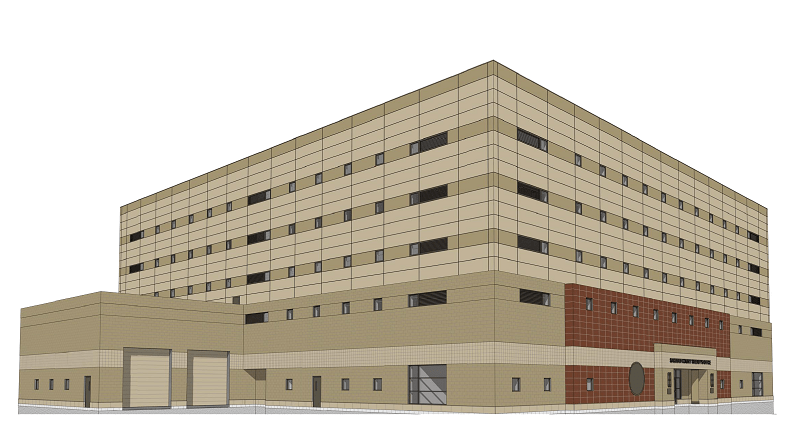 New Saginaw County Jail Aims for November 2019 Opening