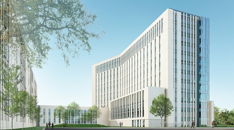 Indianapolis Breaks Ground on Robust New Criminal Justice Center