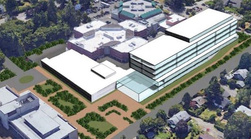 Kitsap County Reveals Preliminary Plans for New Courthouse
