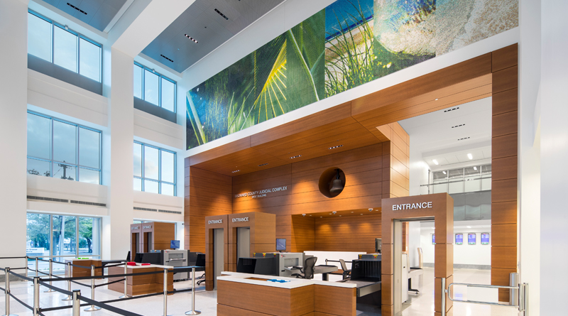 Broward County Courthouse Awarded LEED Gold