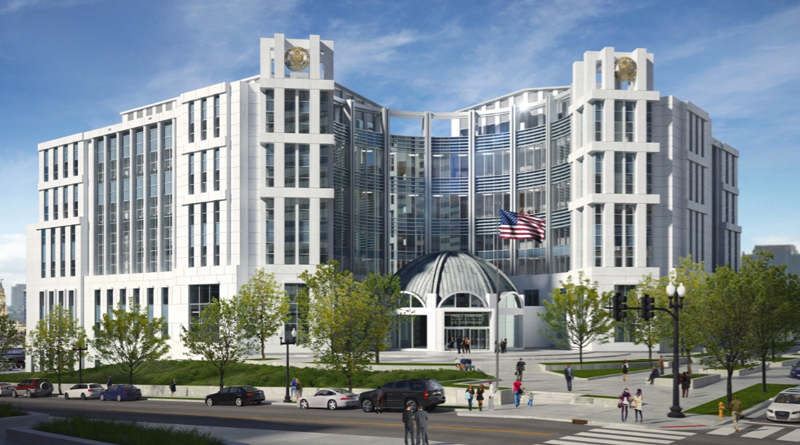 Officials Break Ground on New Federal Courthouse in Nashville