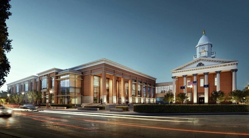 Officials Make Way for Franklin County Judicial Center