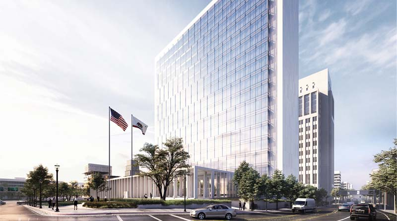 New Sacramento Courthouse Designed for LEED Silver