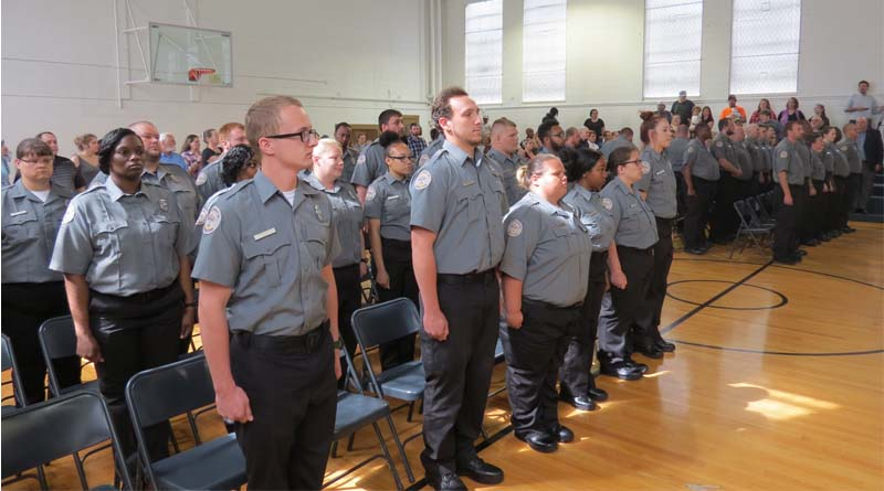 Tennessee DOC Welcomes New Officers - Correctional News