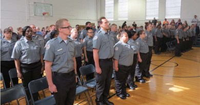 Tennessee DOC Welcomes New Officers
