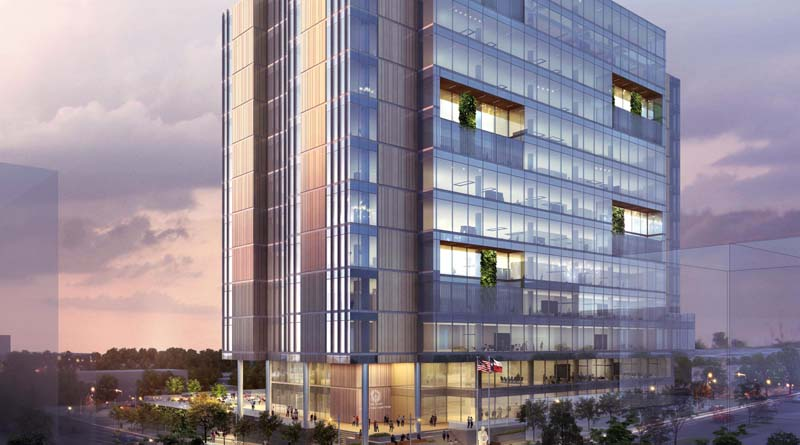 Travis County Courthouse Facility Kicks Off Construction