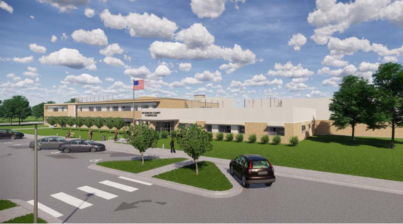 Kansas Jail and Courthouse Project Rolls Ahead