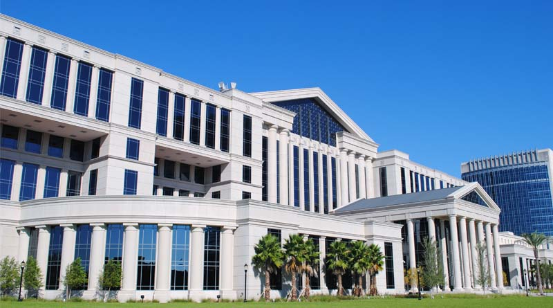 Transformation on Tap for Florida Courthouse Plaza