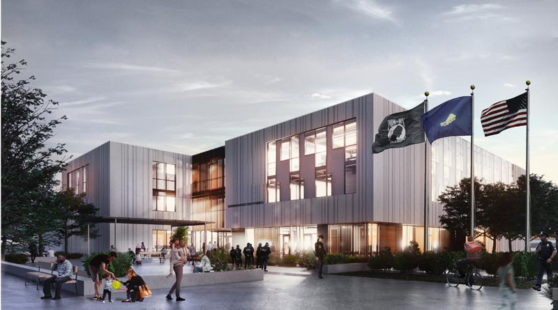 New Oregon Public Safety Center to Open in May