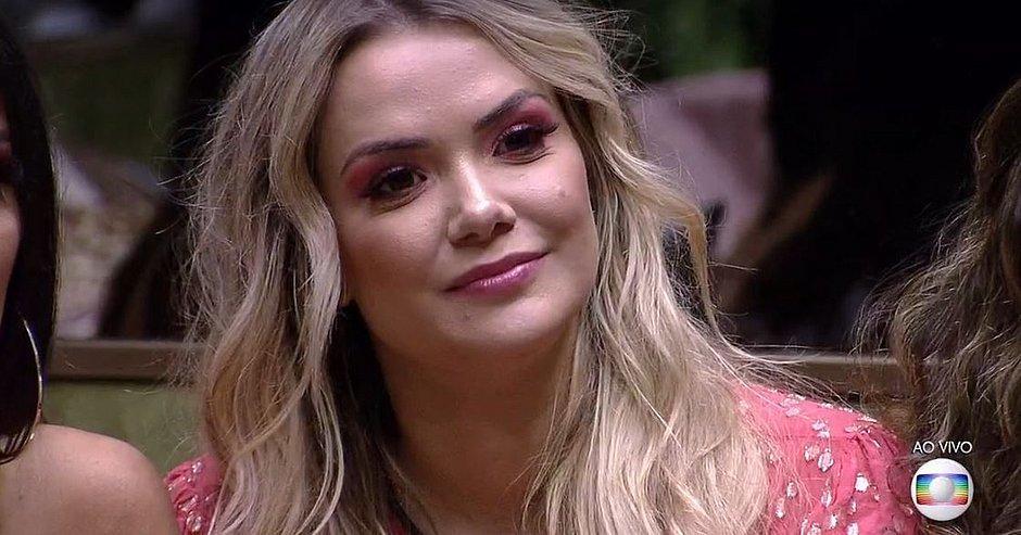 Aquele menos de 1%: Marcela é eliminada do BBB20 em disputa ...