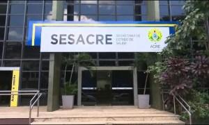 Secretaria de Saúde do Acre afirma não ter sido notificada pela PF