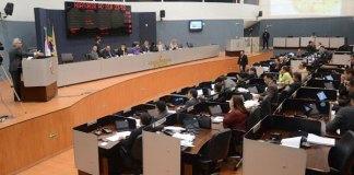 Câmara encaminha Plno Diretor à sabsão prefeitural/Foto: Robervaldo Rocha