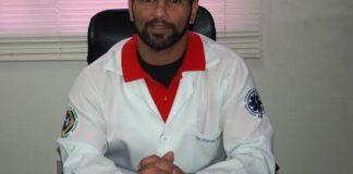 Dr. Daniel Xavier, autor do livro/Foto:Divulgação