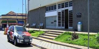 Delegacia de Caçapava — Foto: Polícia Civil/Divulgação