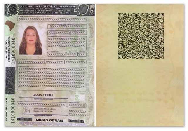DETRAN de Minas Gerais inicia emissão de CNH com QR Code para evitar fraudes