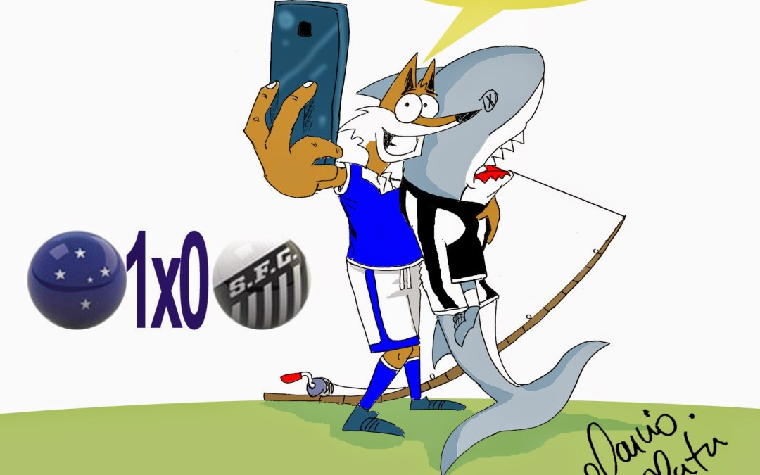 Cruzeiro vence e está no topo da tabela do Brasileirão