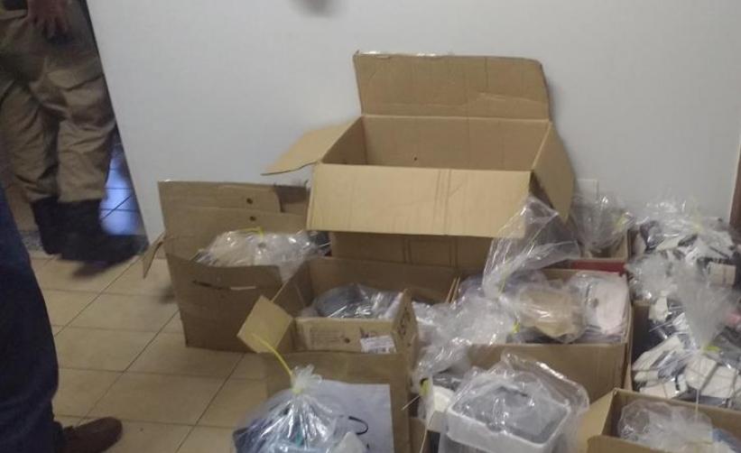 Polícia Militar de Paracatu inicia devolução de telefones roubados