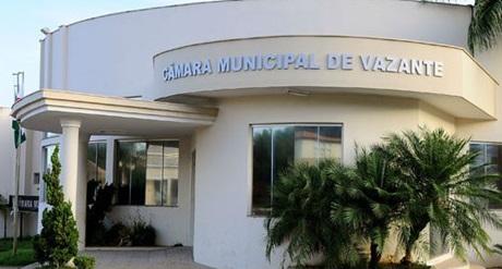 Vereadores de Vazante aprovam contas municipais do exercício de 2008, ano governado por Dr. Jacques Soares