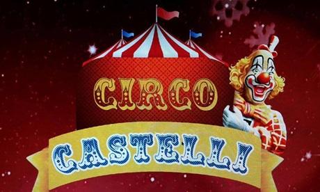 Circo Castelli chega em Vazante
